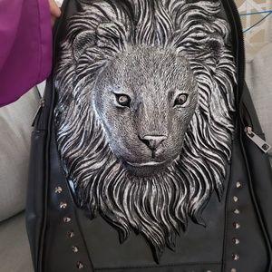Other - Lion 3D backpack